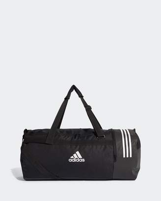 adidas Convertible 3-Stripes Duffel Bag Large