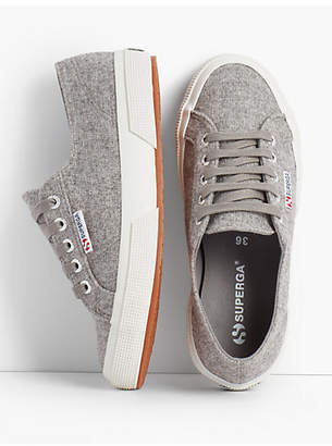 Talbots Superga Sneakers - Wool Flannel
