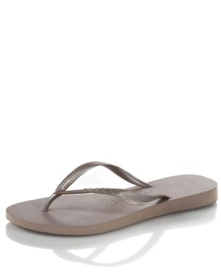 Havaianas Metallic Flip Flop, Grey