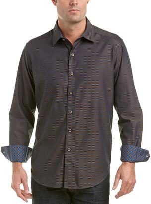 Robert Graham Chanhassen Classic Fit Woven Shirt