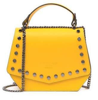 Persaman New York Pieta Leather Shoulder Bag
