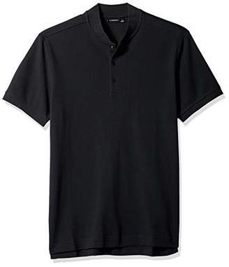 J. Lindeberg Men's Athletic Polo Shirt