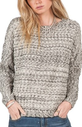 Volcom Rested Heart Sweater $55 thestylecure.com