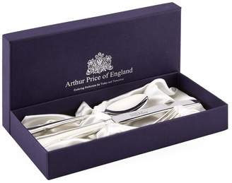 Arthur Price Of England Dubarry Silver-Plated Three-Piece Child's Set