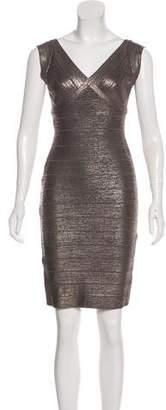 Herve Leger Karima Bandage Dress