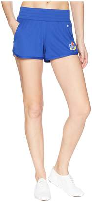 Champion College Kansas Jayhawks Endurance Shorts Women's Shorts