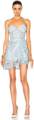 self-portrait Paisley Vine Midi Dress $434 thestylecure.com