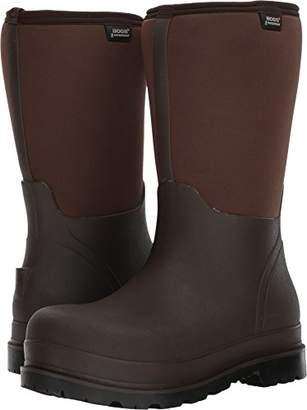 Bogs Men's Stockman Waterproof Insulated Composite Toe Work Rain Boots