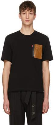 Christian Dada Black Signature Flight Dadaism T-Shirt