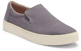 Toms Lomas Canvas Slip On Sneaker