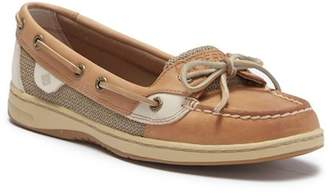 Sperry Angelfish Leather Boat Shoe