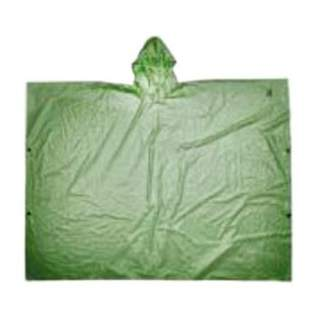 CLC Custom Leathercraft Green PVC Poncho