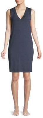 Hanro Classic Sleeveless Sleepshirt