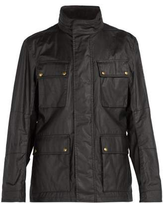 Belstaff Explorer Cotton Jacket - Mens - Black