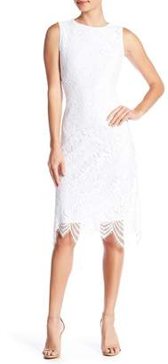 Azalea Sharagano Lace Dress