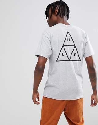 HUF Triple Triangle T-Shirt In Gray