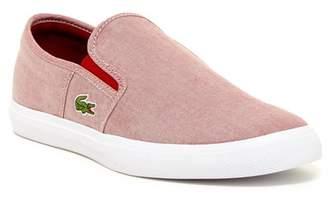 Lacoste Gazon Sport Slip-On Sneaker