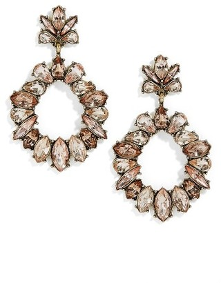 Women's Baublebar Horizon Crystal Drop Earrings $38 thestylecure.com