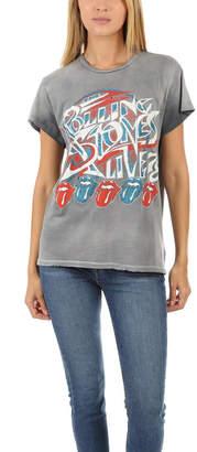 Madeworn Rock MadeWorn Rolling Stones Live '78 Tee