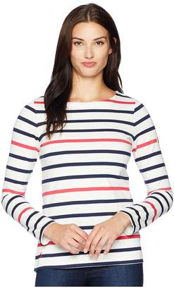 Joules Harbour Jersey Top Women's Clothing
