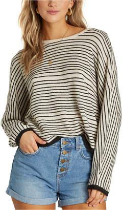Billabong Juniors' Strappy-Back Sweater