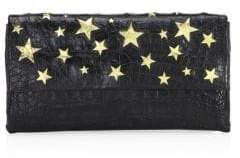 Nancy Gonzalez Star Flap Clutch