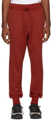 Y-3 Red Classic Track Pants