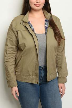 Lyn Maree's Military Style Jacket