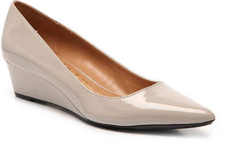 Calvin Klein Garya Wedge Pump - Women's