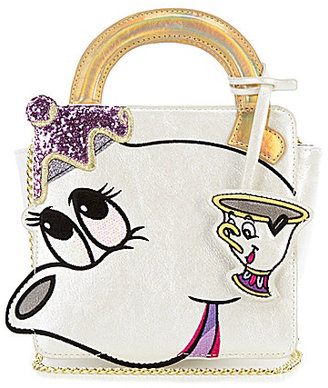 Disney x Danielle Nicole Beauty and the Beast Mrs. Potts & Chip Cross-Body Bag $68 thestylecure.com