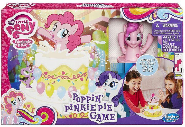 Hasbro My Little Pony Poppin' Pinkie Pie Game by Hasbro