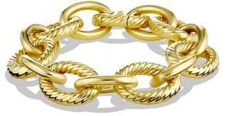 David Yurman Extra Large Oval Link Bracelet