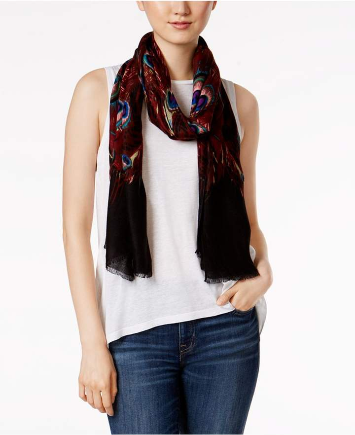 INC International Concepts Peacock Scarf, Created for Macy's