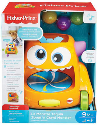 Fisher-Price Zoom and Crawl Monster