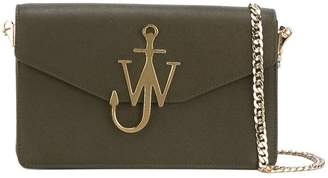 J.W.Anderson logo detail purse bag