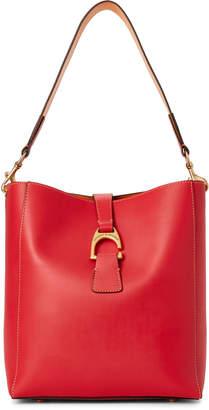 Dooney & Bourke Geranium Emerson Large Brynn Shoulder Bag