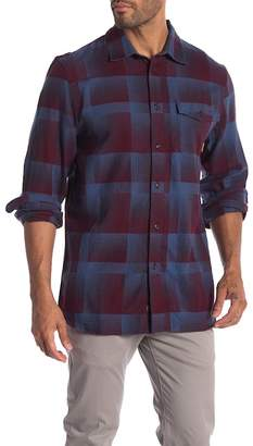 Lost The Silver Flannel Modern Fit Shirt
