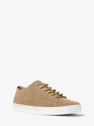 Michael Kors Jared Suede Sneaker
