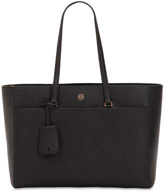 Tory Burch Large Robinson Saffiano Leather Tote Bag