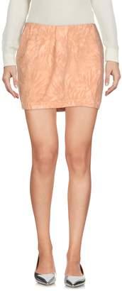 Gold Case Mini skirts - Item 35354394PJ