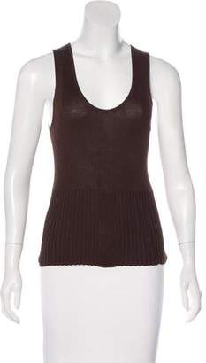 Celine Sleeveless Knit Top