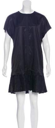 Rag & Bone Mini Short Sleeve Dress