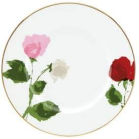 Kate Spade Rose Park Accent Dinner Plate