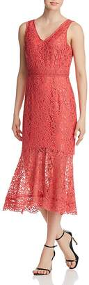 Nanette Lepore nanette Illusion Lace Dress