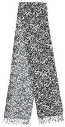 Epice Woven Printed Scarf