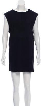 IRO Suede Shift Dress