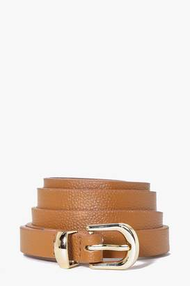 boohoo Skinny Belt