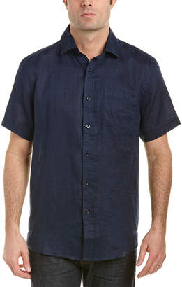 Trunks Surf & Swim Co. Aloha Linen Woven Shirt