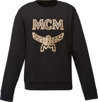 MCM Men's Classic Logo Sweatshirt