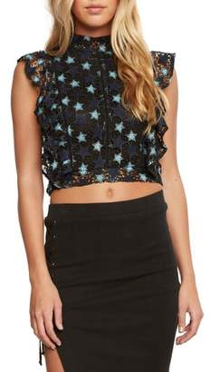 Willow & Clay Estrella Star Crop Top